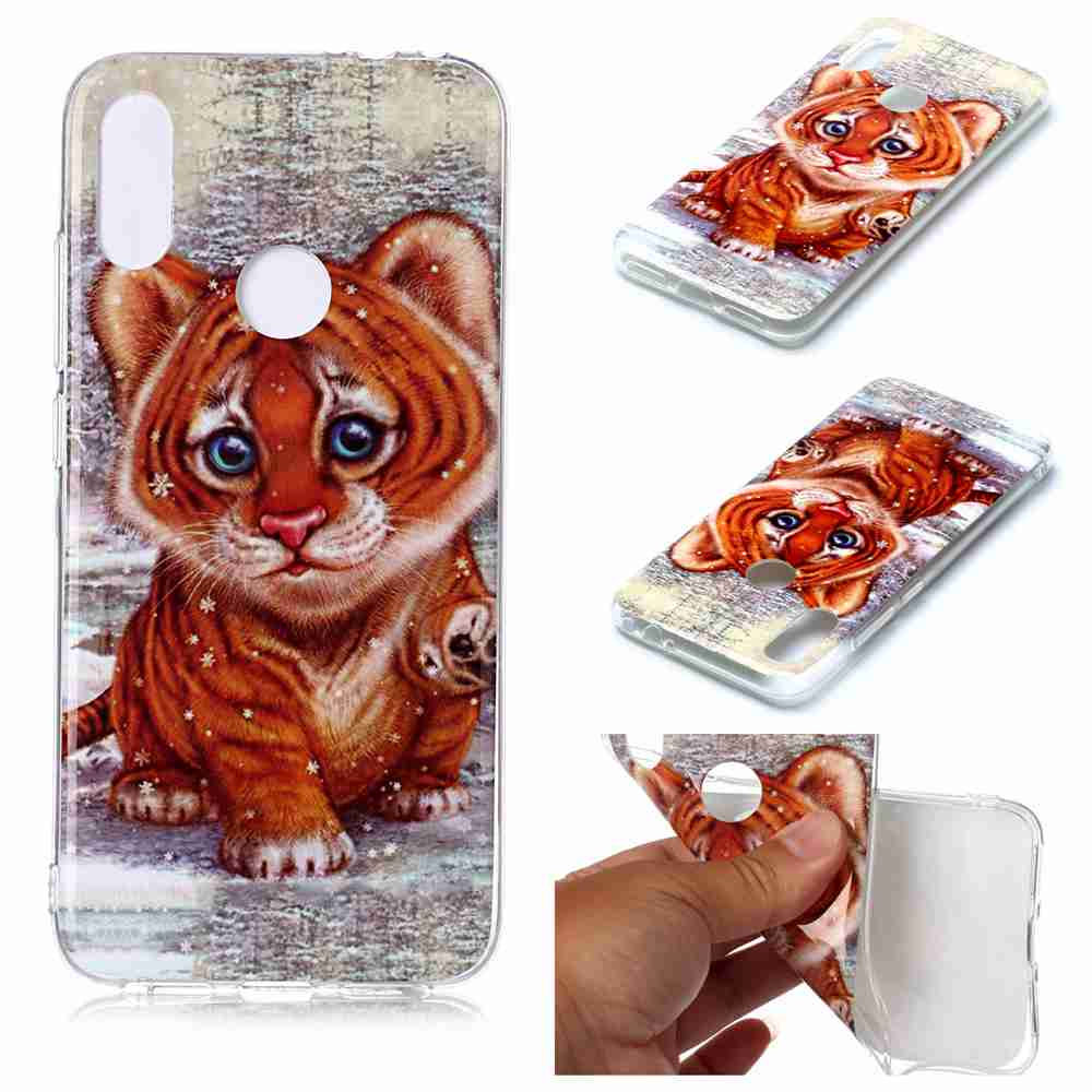 IMD Painted Phone Case for Xiaomi Redmi Note 7- Multi-I