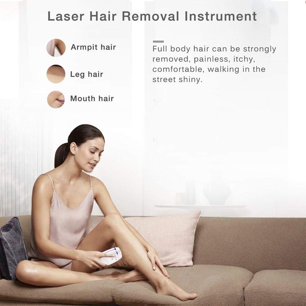 Hair Removal Machine Milk White Epilators Sale Price Reviews