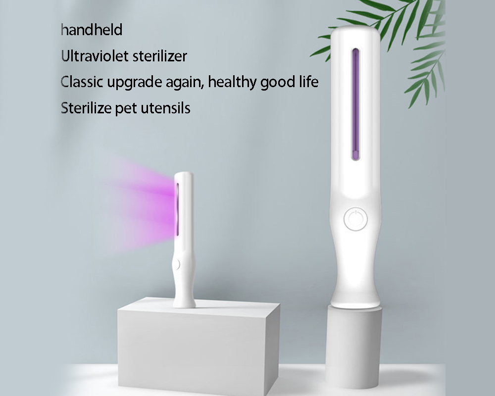 daily supplies UV Disinfection and Sterilization lamp Home Travel Portable Folding UV lamp in Addition to Formaldehyde Disinfection lamp,Suitable for Wardrobe//Mobile Phone
