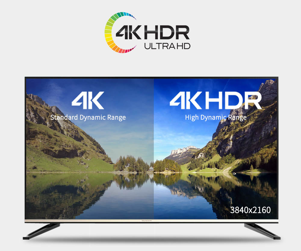 MECOOL KM1 DELUXE support 4k HDR