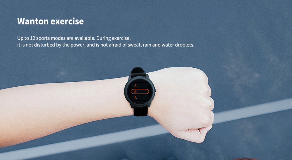 Haylou Solar Smart Watch Global Version Wanton exercise