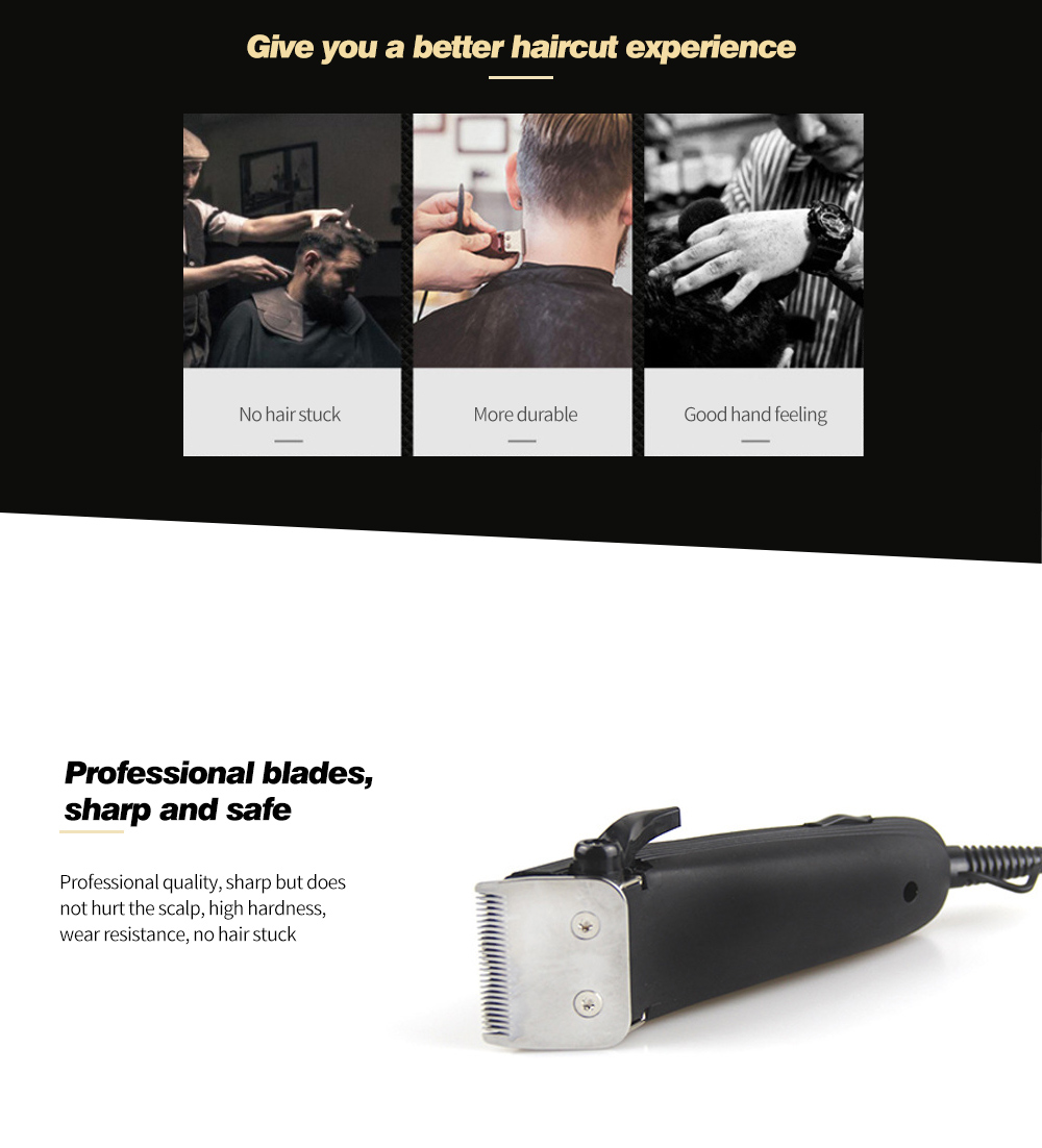 HC-07 Multi-functional Professional Hair Trimmer Give you a better haircut experience