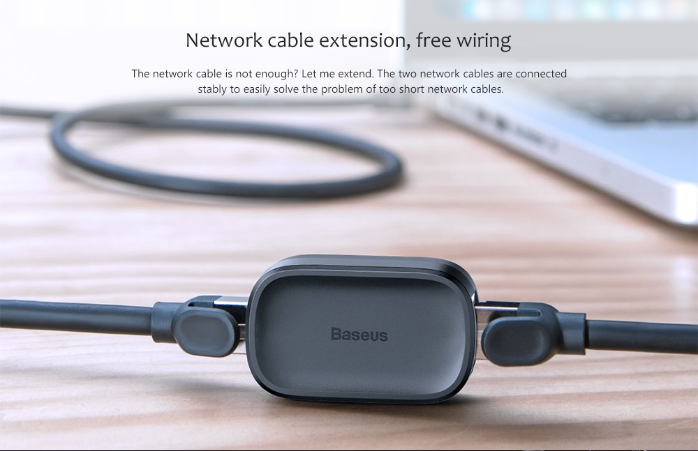 Baseus Network Extender network cable extension