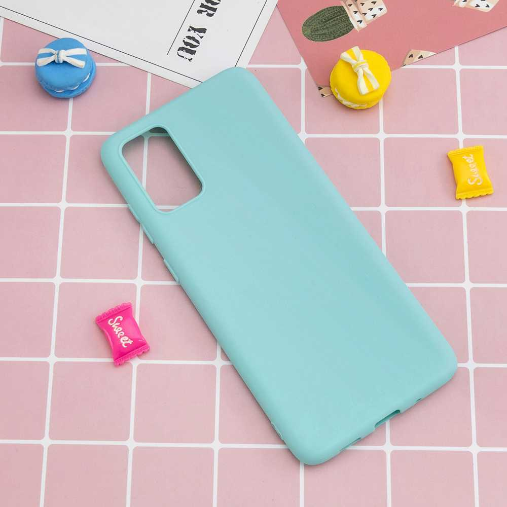 TPU Candy Material Phone Case for Samsung Galaxy A81 / M60s / Note10 Lite - Light Pink