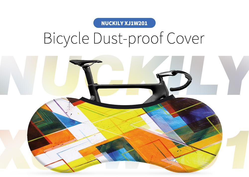 NUCKILY XJ1W201 Dust Guard Bicycle Wheel Cover