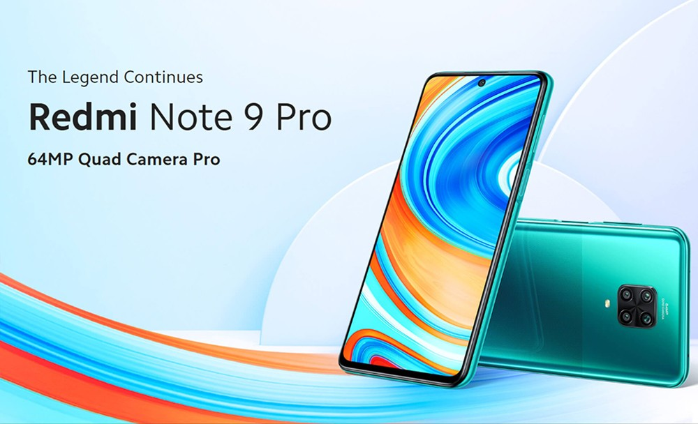 Xiaomi Redmi Note 9 Pro Gray 6gb 128gb Cell Phones Sale Price Reviews Gearbest