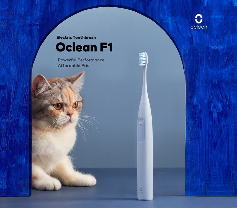 Oclean F1 Sonic Electric Toothbrush