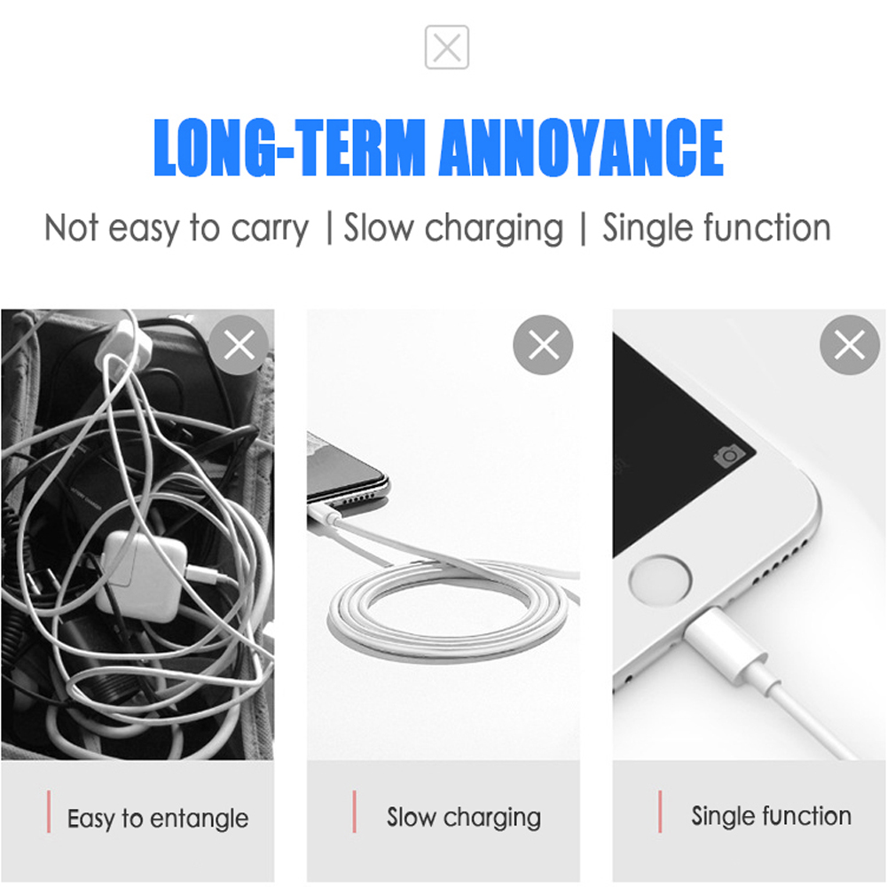 Universal USB Type C Mobile Phone Data Cable Portable Keychain Zinc Alloy - Black android