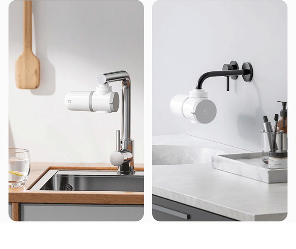 Xiaomi Mijia MUL11 Faucet Water Purifier Small and Beautiful, Simple and Versatile