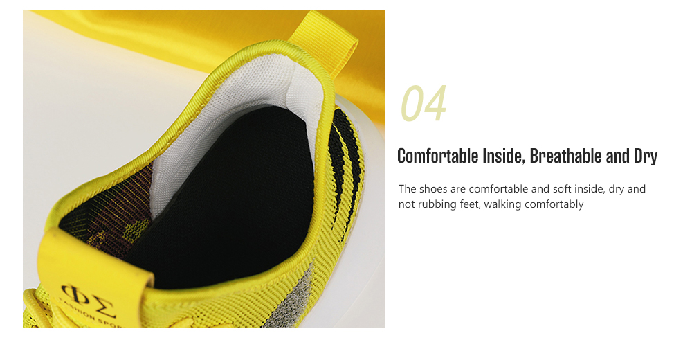 AILADUN Men Sports Shoes Comfortable Inside, Breathable and Dry