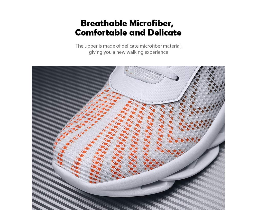 AILADUN Men Thick Bottom Tide Shoes Breathable Microfiber, Comfortable and Delicate