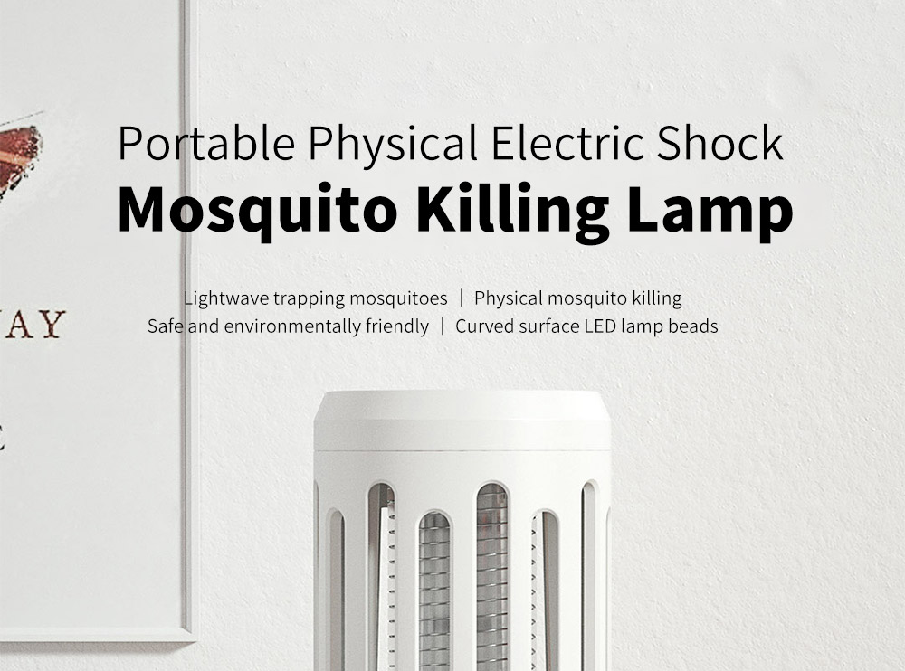 Y8RK Portable Physical Shock Insect Killers