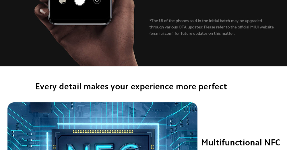 Xiaomi Mi 10 Lite 5G Smartphone Every detail makes your experience more perfect