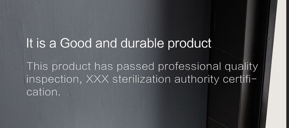 Xiaoda Smart Ultraviolet Disinfection and Sterilization Deodorizer It is a Good and durable product