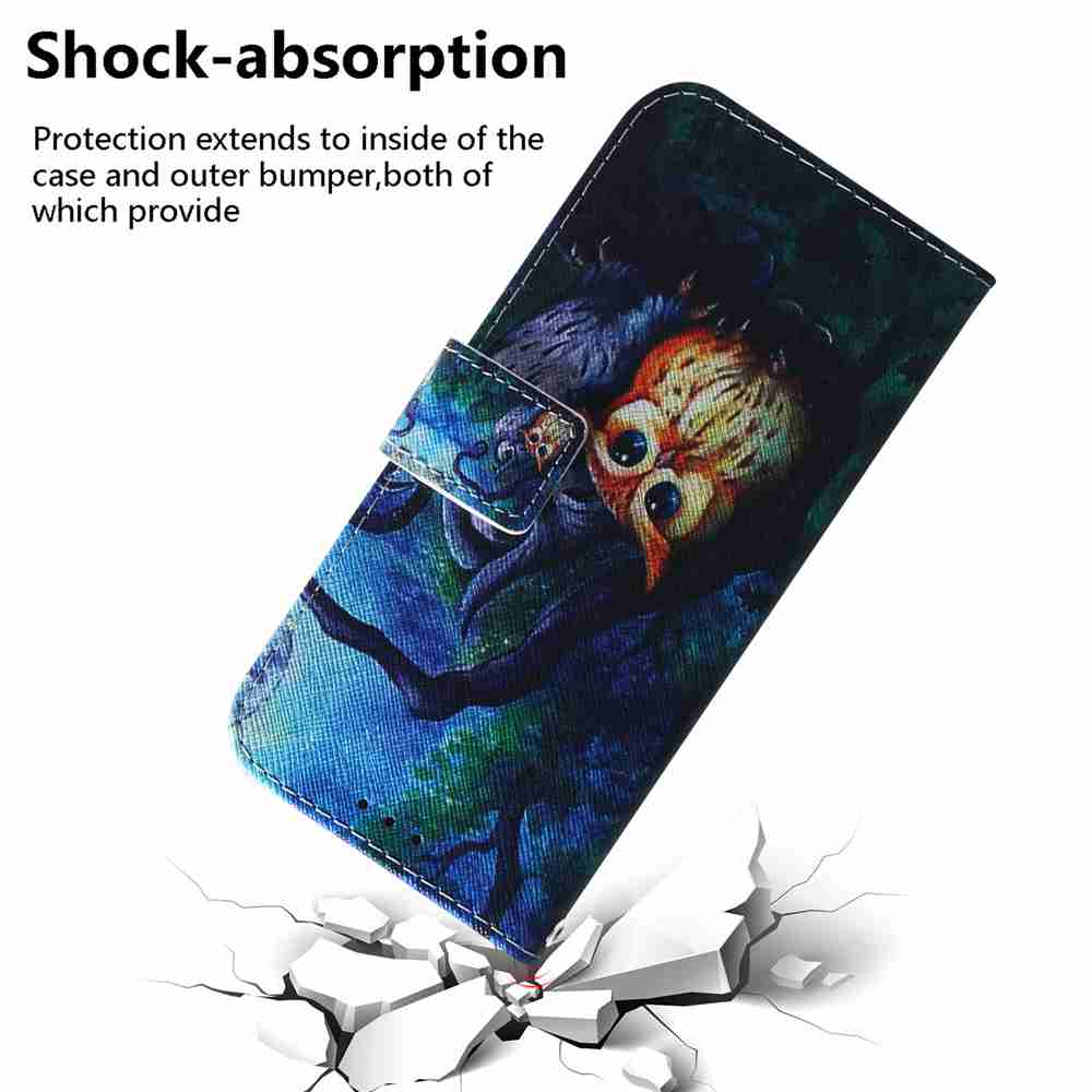 Painted Phone Case for Huawei  P Smart 2020 - Multi-I