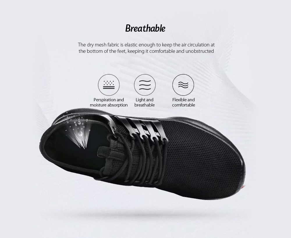 AILADUN Men Outdoor Leisure Running Shoes Breathable