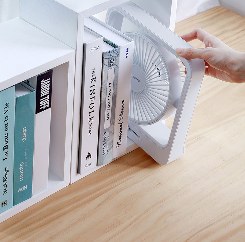 Baseus CXMF-02 Desktop Fan Easy to Store and Occupying Little Space