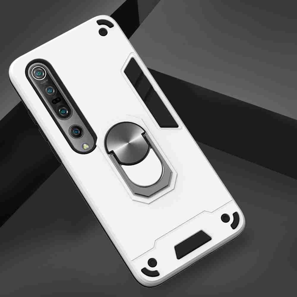 Two-In-One-Warframe Phone Case for Xiaomi 10 5G / 10 Pro 5G - Platinum