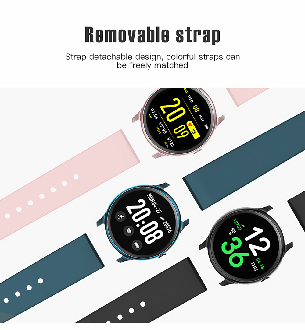 REMAX RL-EP09 Smart Watch Removable strap