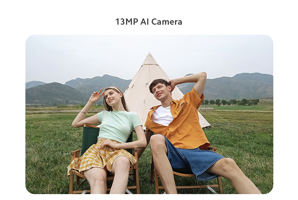 Xiaomi Redmi 9A 4G Smartphone Rear Camera