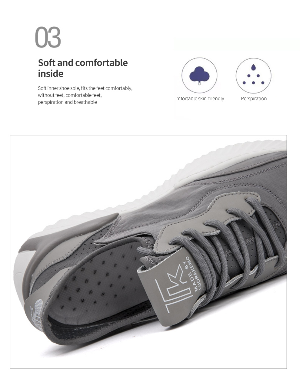 Men Shoes Soft and comfortable inside