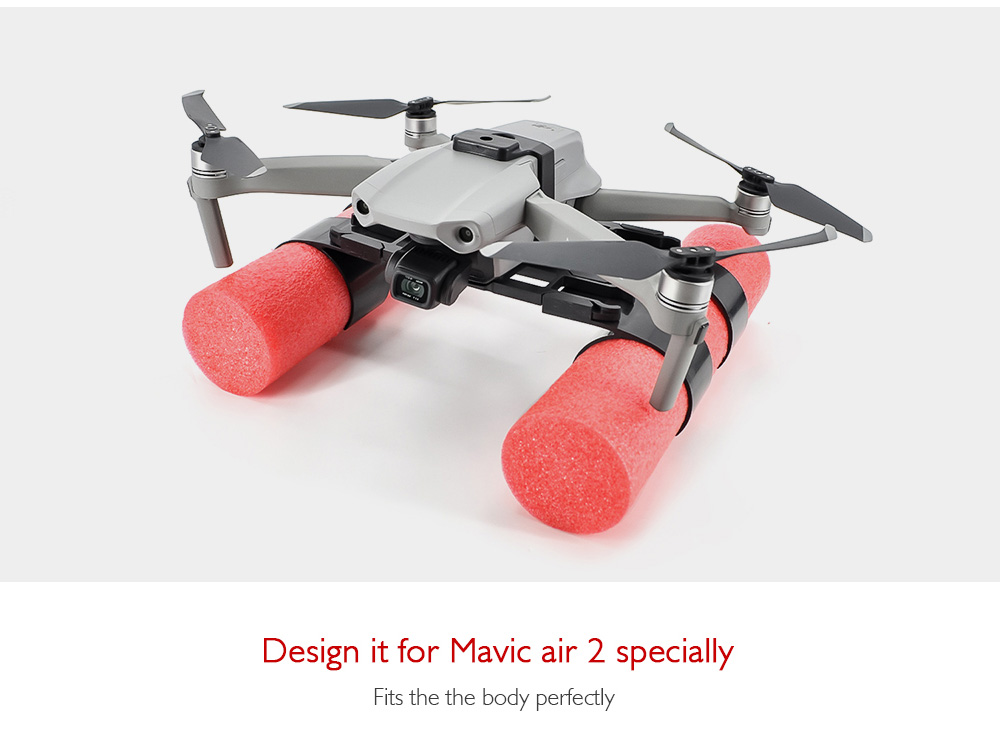 STARTRC Water Hover Crash Landing Training Increased Tripod Stand Pack for DJI Mavic Air 2 - Multi