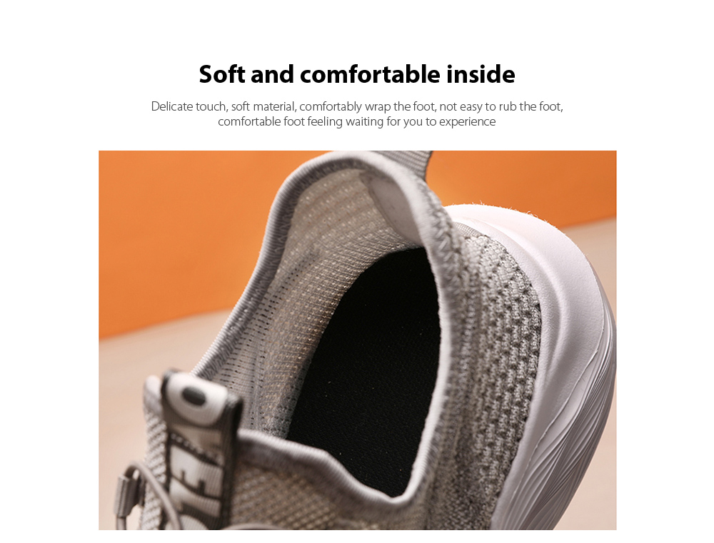 AILADUN Men Sneaker Soft and comfortable inside