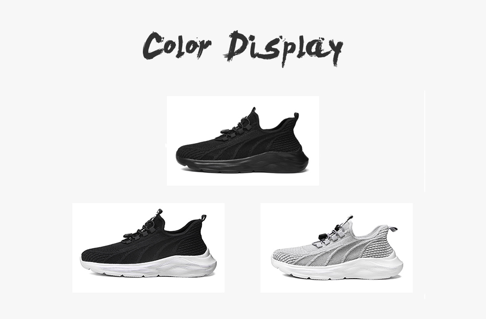 AILADUN Men Sneaker color display