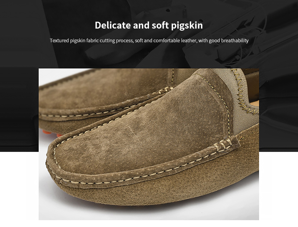 AILADUN Men Leather Casual Shoes Delicate and soft pigskin
