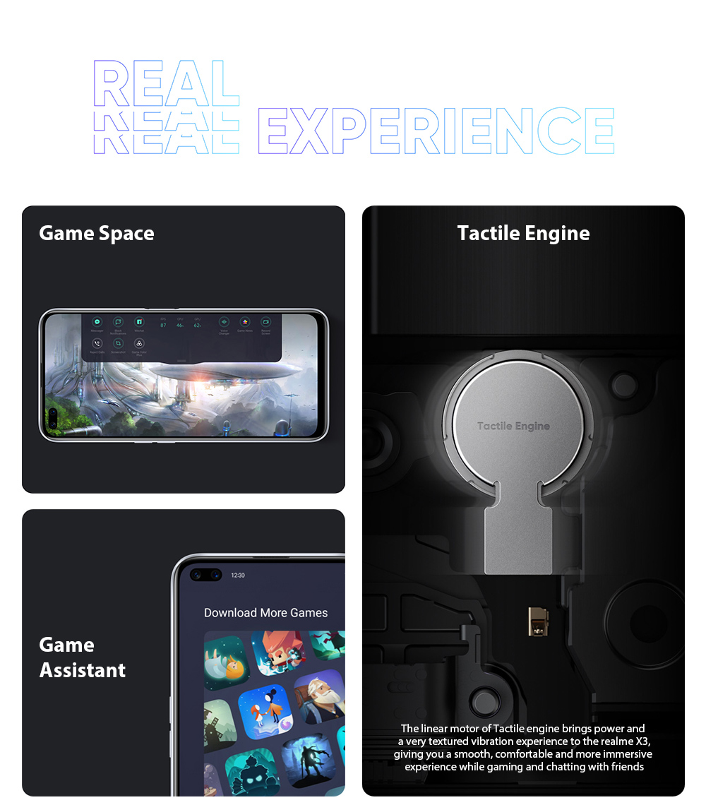 OPPO realme X3 SuperZoom 4G Smartphone Real experience