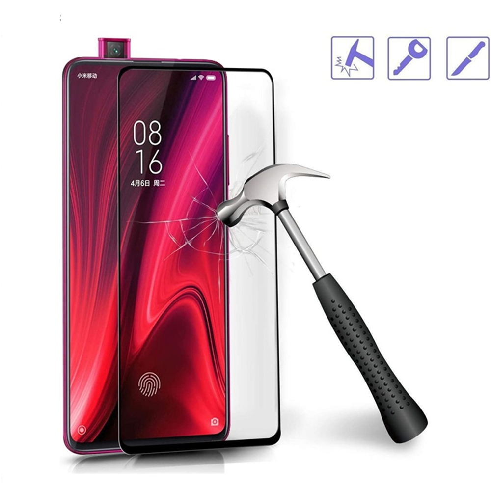 Tempered Glass Screen Protector for Xiaomi Mi 9T / 9T Pro / Redmi K20 Pro 2Pcs - Transparent