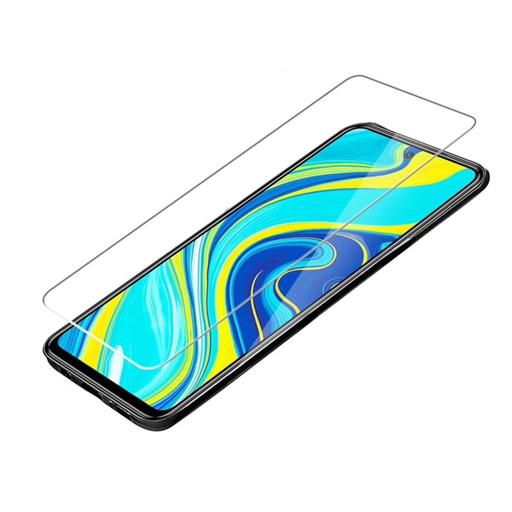 Tempered Glass Screen Protector  for Xiaomi Redmi Note 9s / Note 9 Pro - Transparent