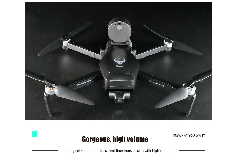Universal Megaphone Simple and Easy to Use Convenient Efficient for UAV - Black