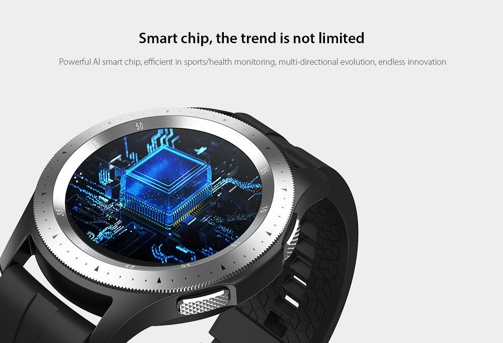 W68 Smart Watch Smart chip, the trend is not limited