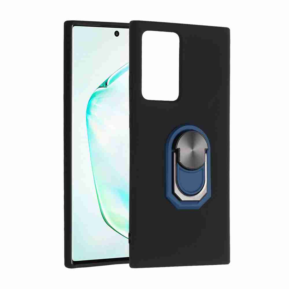 TPU Super Thick Armor Bracket Phone Case for Samsung Galaxy Note 20 Plus - Multi-B