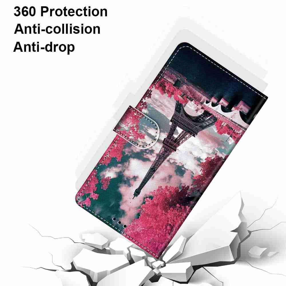 Flat  Painted Phone Case for Samsung Galaxy  A71 5G - Multi-L