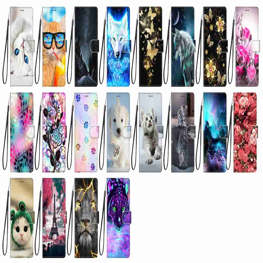 Flat  Painted Phone Case for Samsung Galaxy A71 - Multi-G