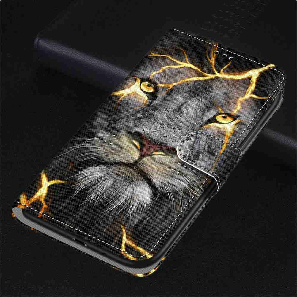 Flat  Painted Phone Case for Samsung Galaxy  A41 - Multi-O