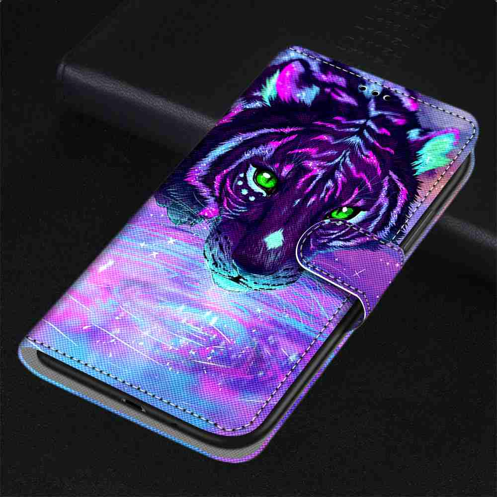 Flat  Painted Phone Case for iPhone 11 - Multi-S