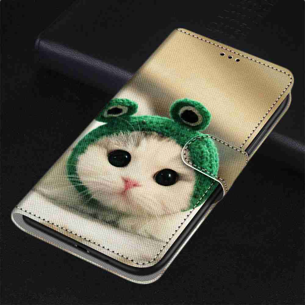 Flat  Painted Phone Case for Xiaomi Redmi 8 - Multi-K