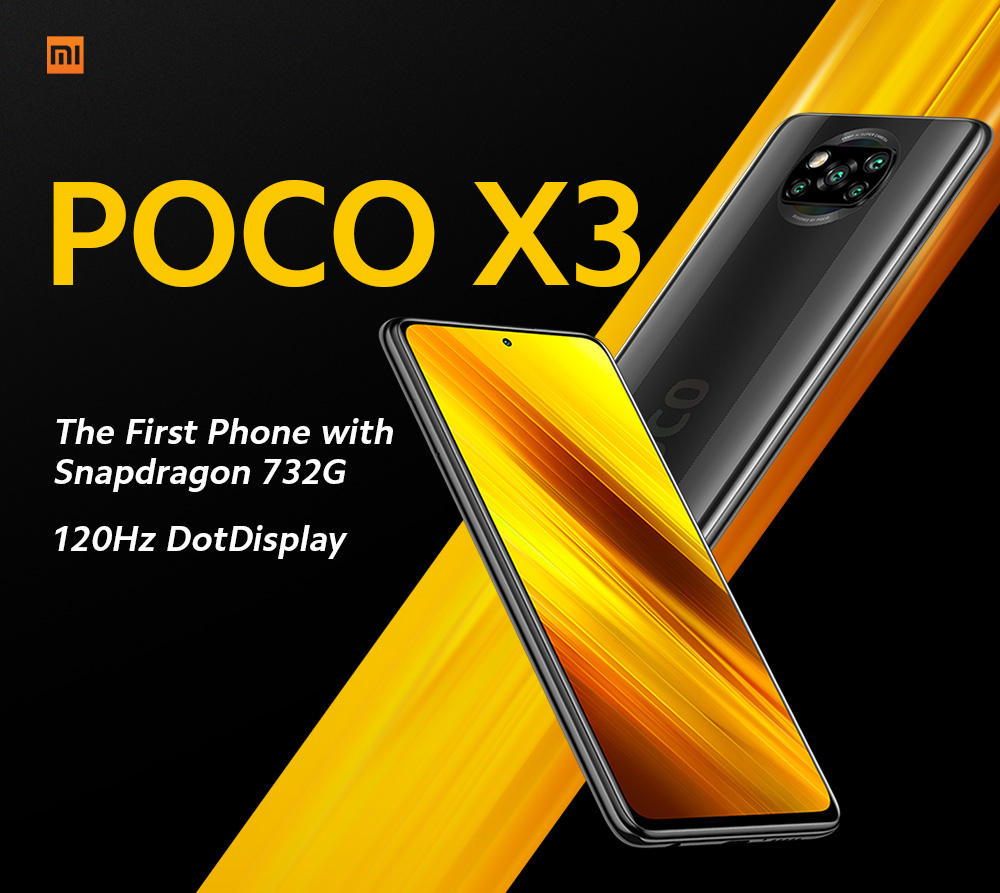 Xiaomi Poco X3 Gray 6 128gb Cell Phones Sale Price Reviews Gearbest