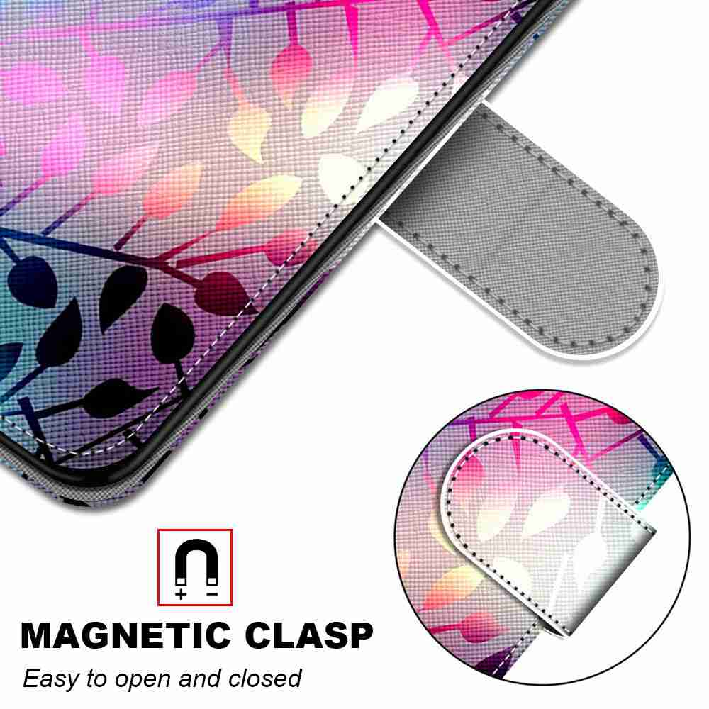 Flat Painted Phone Case for Xiaomi Redmi 10X 5G / 10X Pro 5G - Multi-G