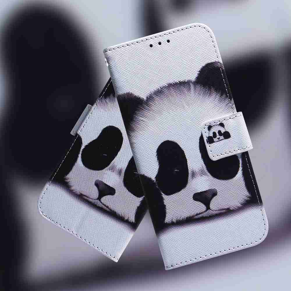Multi-Pattern Painted Phone Case for iPhone 12   6.1 Inch - Multi-F