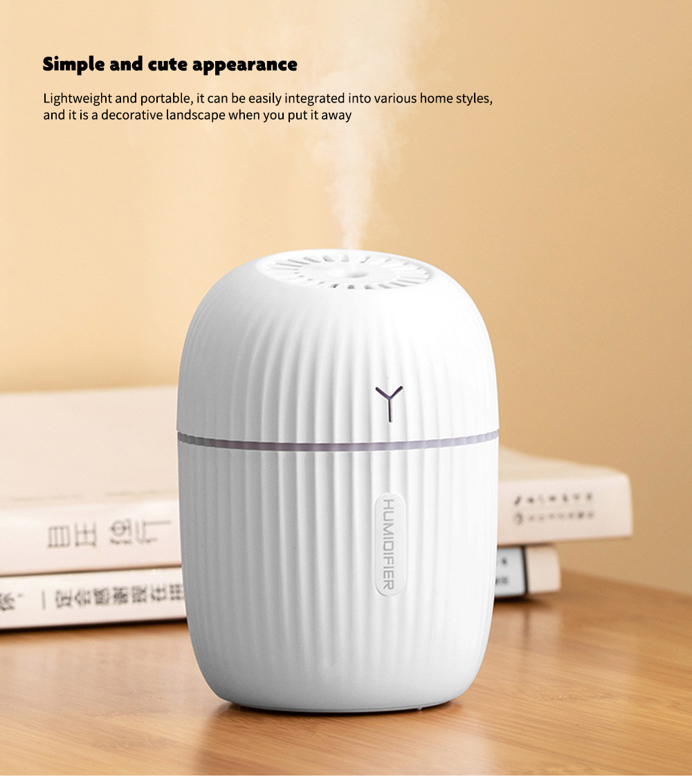 Q8-001 USB Humidifier Simple and cute appearance