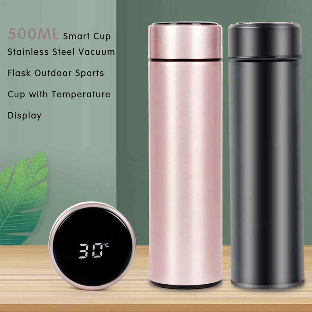 Smart Cup Intelligent Water Bottle - Pink