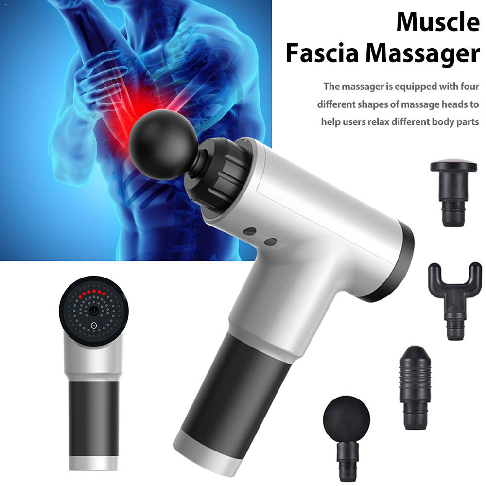 Muscle Massager - Black EU Plug