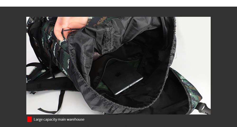 Large-capacity Outdoor Backpack show