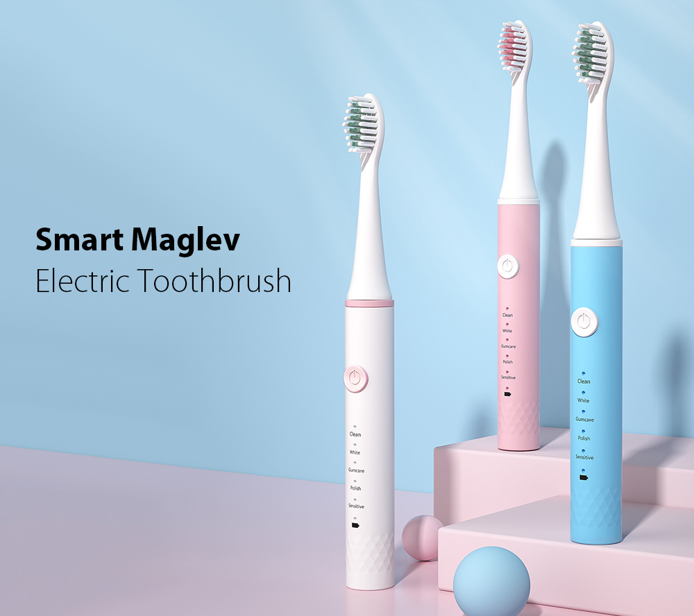 Smart Maglev Multi-speed Electric Toothbrush