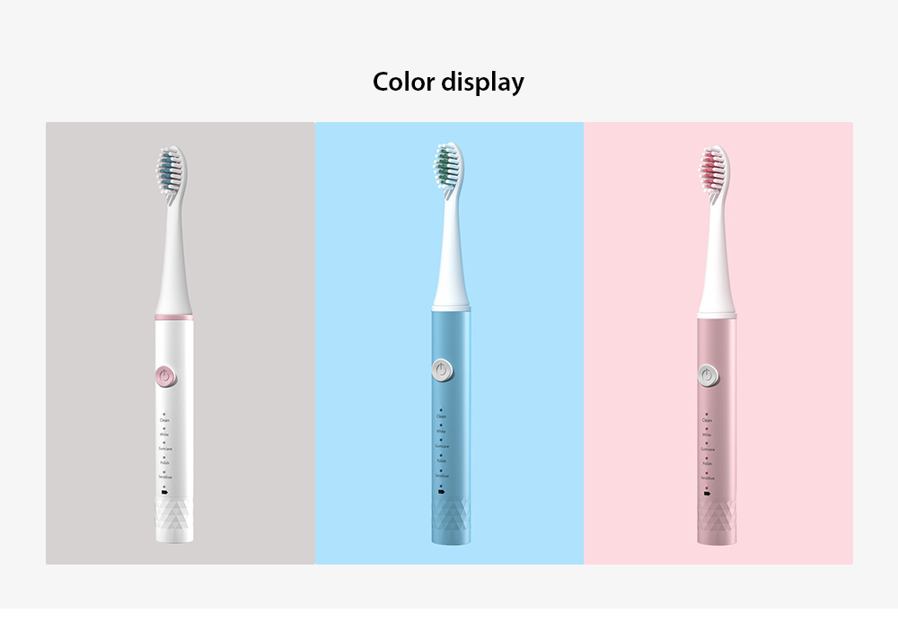 Smart Maglev Multi-speed Electric Toothbrush color