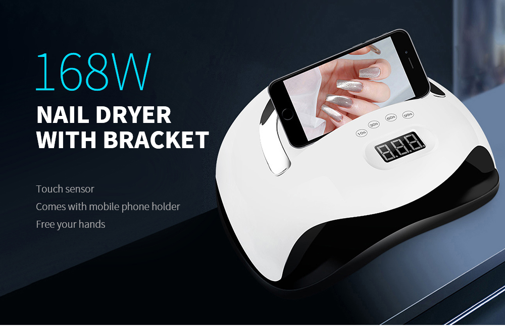 168W UV Portable Nail Dryer